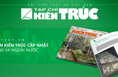 Tạp chí Kiến trúc - Hội KTS Việt Nam