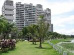 Khoảng xanh Khu đô thị Phú Mỹ Hưng