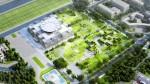 Phối cảnh quy hoạch tổng thể khu khảo cổ 18 Hoàng Diệu - Hoàng thành Thăng Long
