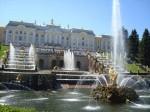 Đài phun nước nghệ thuật trong Cung điện Mùa Hè