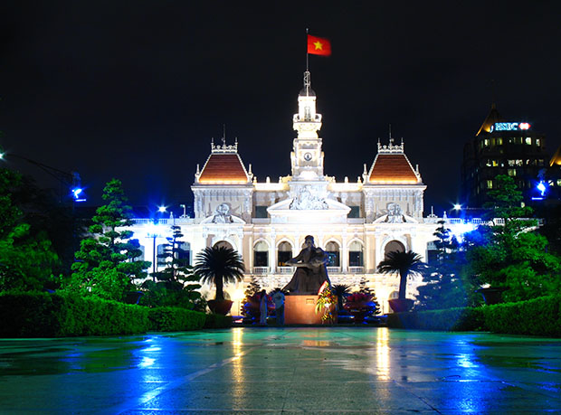 Ủy ban Nhân dân Thành phố Hồ Chí Minh