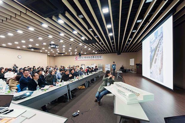 Cuộc thi kiến trúc sinh viên châu Á