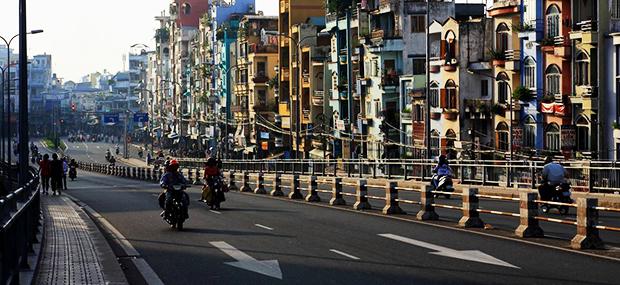 Nhà phố đặc sản kiến trúc nhà ở Tp Hồ Chí Minh