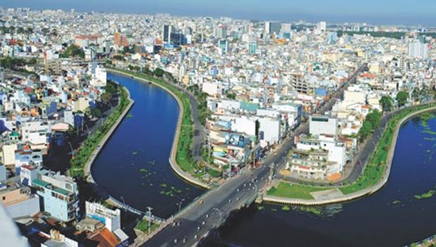Kênh Nhiêu Lộc - Thị Nghè trong cấu trúc đô thị TP Hồ Chí Minh
