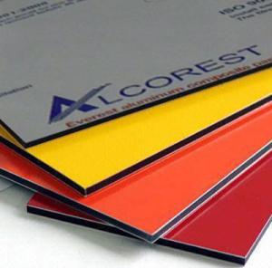 Tấm ốp nhôm nhựa phức hợp- ACP