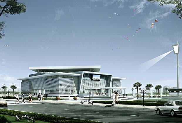 Trung tâm hội nghị Tỉnh Hải Dương