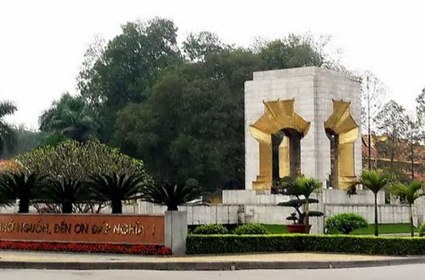 Đài tưởng niệm Bắc Sơn