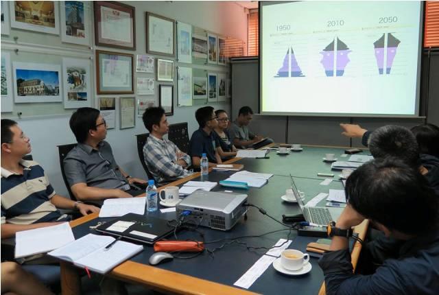 KTS Sadao TSUCHIYA –  phụ trách chương trình House Vision Châu Á đã giới thiệu ngắn gọn Chương trình House Vision Nhật bản