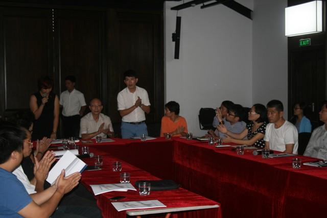 KTS Phạm Tuấn Long – Phó trưởng ban BQL Phố cổ Hà Nội