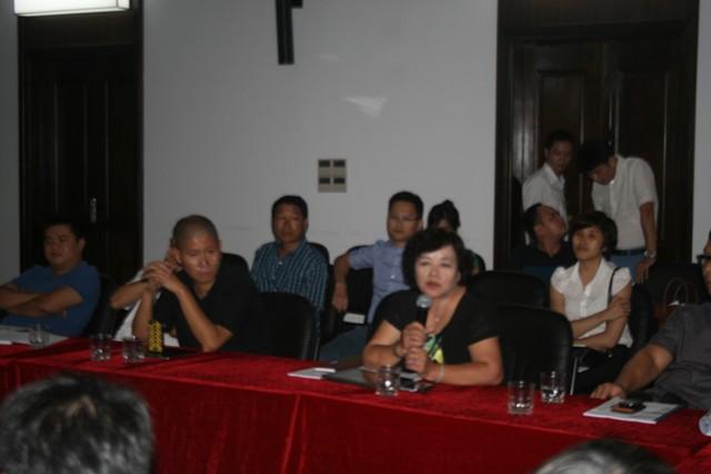 TS. KTS. Lê Bích Thuận – P. Viện trưởng Viện Nghiên cứu đô thị và phát triển hạ tẩng