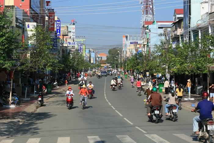Đường Nguyễn Trung Trực