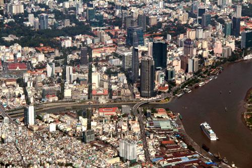 Nhiều kế sách giúp TP HCM lấy lại danh hiệu 'Hòn ngọc Viễn Đông'
