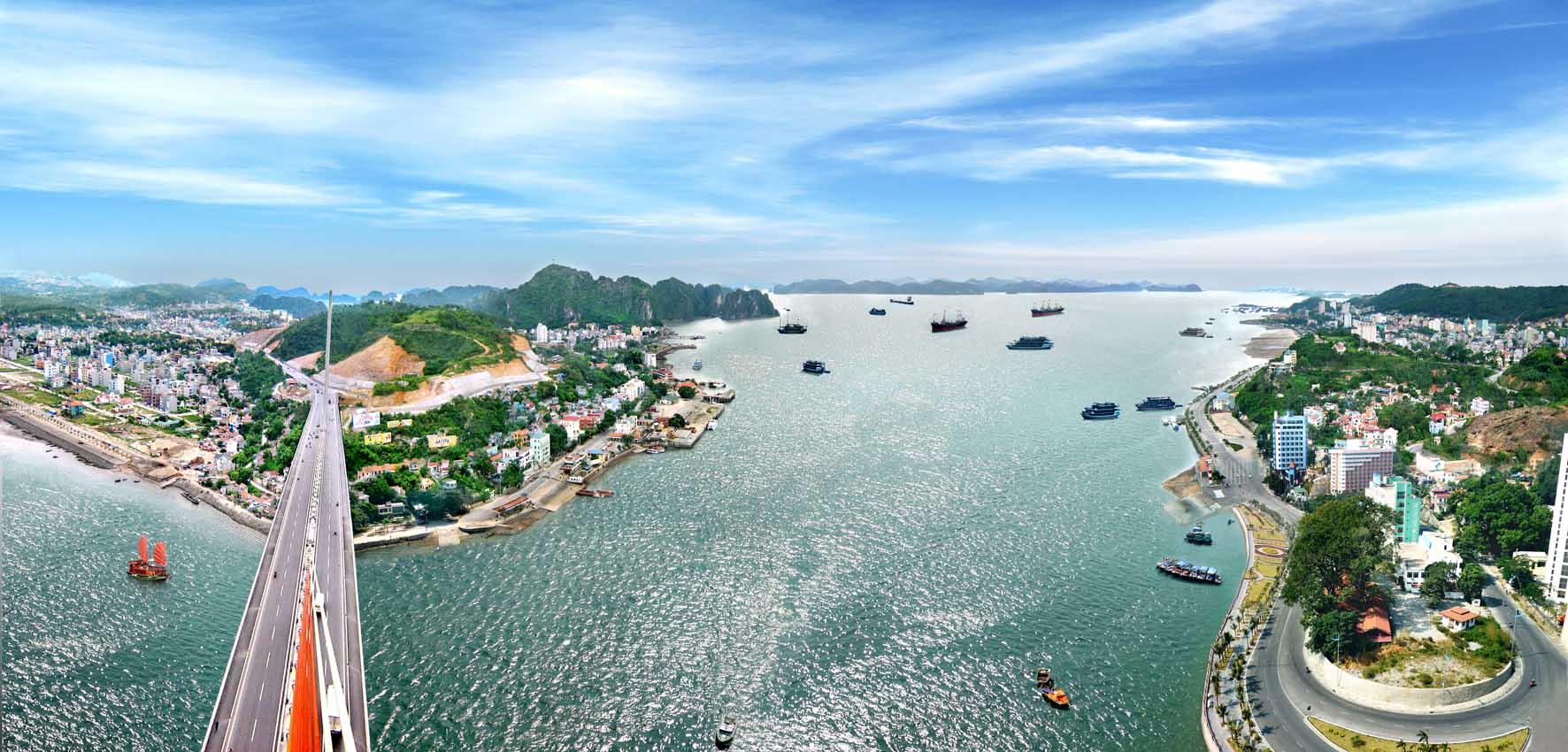 Hạ tầng giao thông kết nối không gian đô thị tp Hạ Long, Quảng Ninh