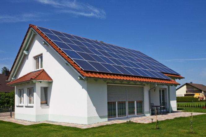 Pin năng lượng mặt trời mới thân thiện với người dân