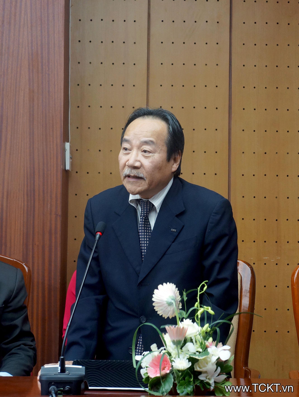 Ông Morita Nguyễn, giám đốc kinh doanh, thành viên Hội đồng quản trị Công ty LIXIL Việt Nam