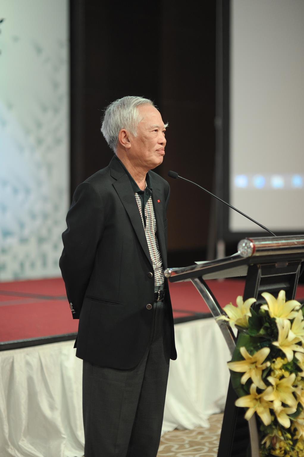 Ông Vũ Khoan - Nguyên Phó Thủ tướng Chính phủ