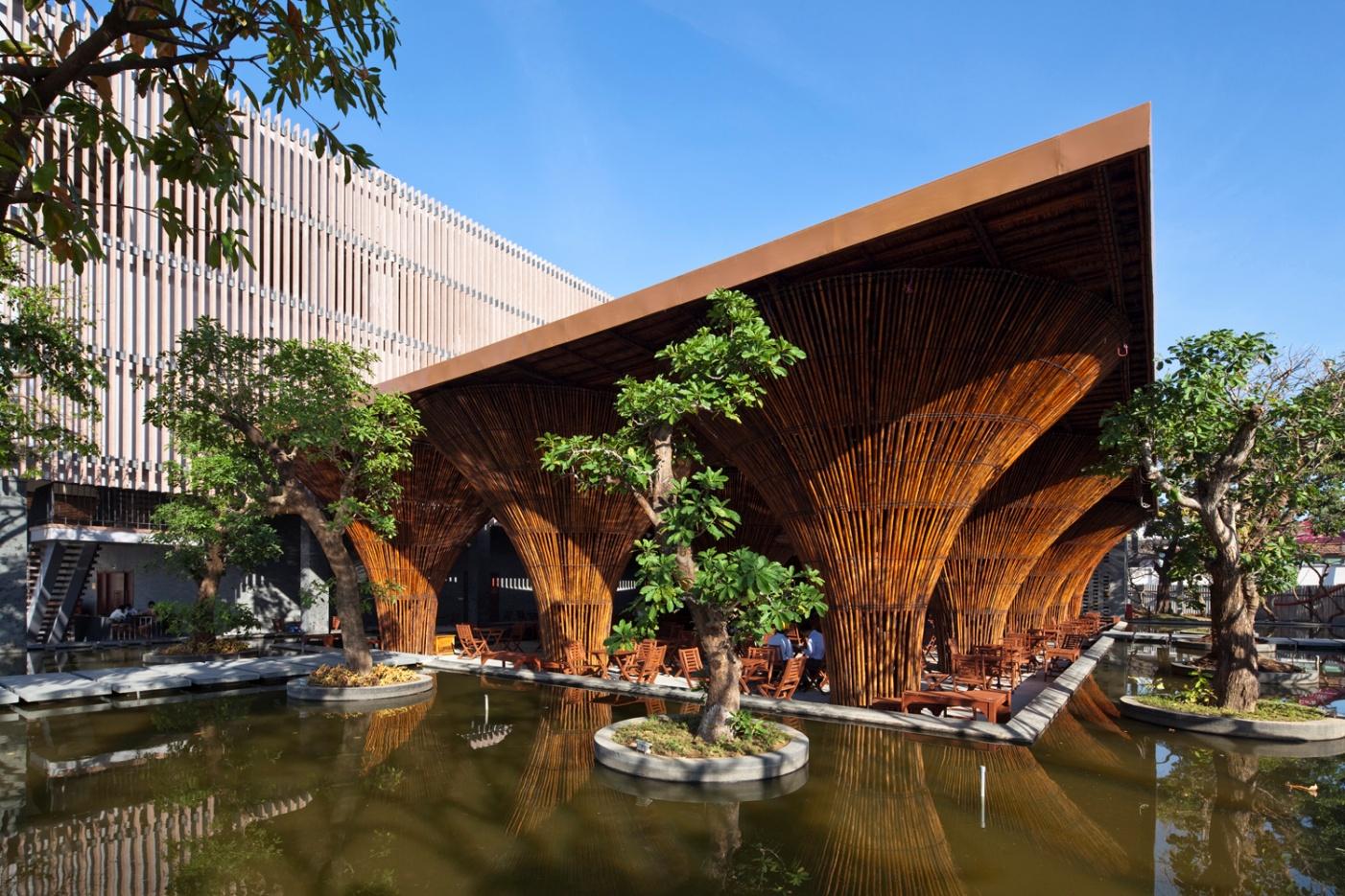Kontum Indochina Cafe – Giải Danh dự AAA 2015