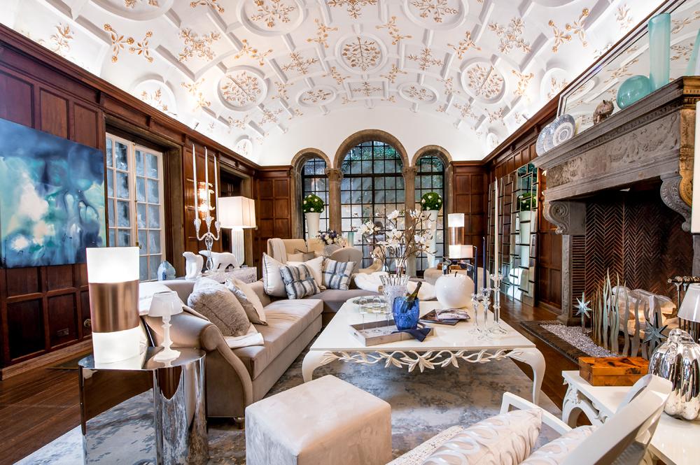 """Mang tên """"Snow Day"""", thiết kế năm nay của Bjorn Bjornsson là một trong những tâm điểm nhờ vẻ đẹp cực kì lung linh."""