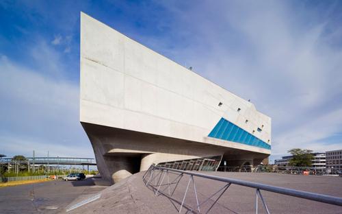 Phaeno Science Centre, Wolfsburg, Đức