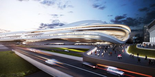 Sân vận động Quốc gia Nhật Bản