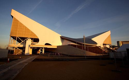 Trung tâm thể thao dưới nước London