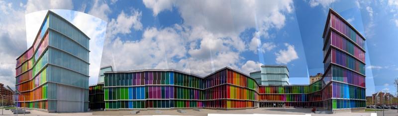 Bảo tàng nghệ thuật hiện đại - MUSAC tại thành phố Leon Tây Ban Nha
