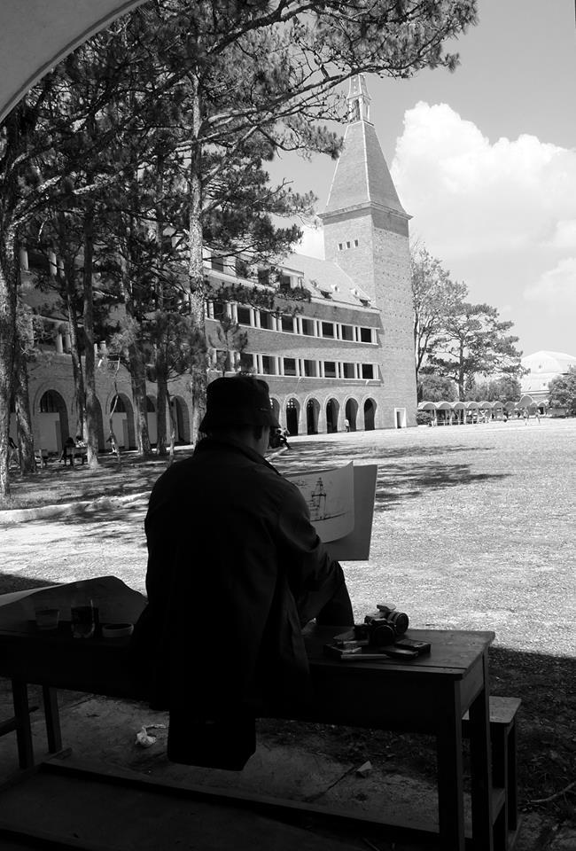 Giải Nhất: Trần Bảo Khanh (ĐH Kinh doanh – Công nghệ Hà Nội)