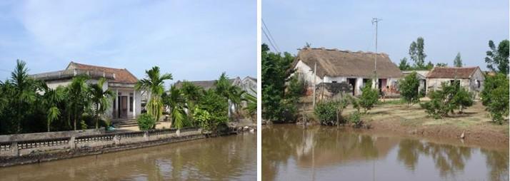 Nhà ở kinh tế trang trại, nuôi trồng thủy sản