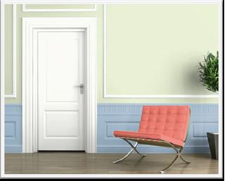 Tý lệ 60 - 30 -10 về màu sắc trong bài trí nội thất