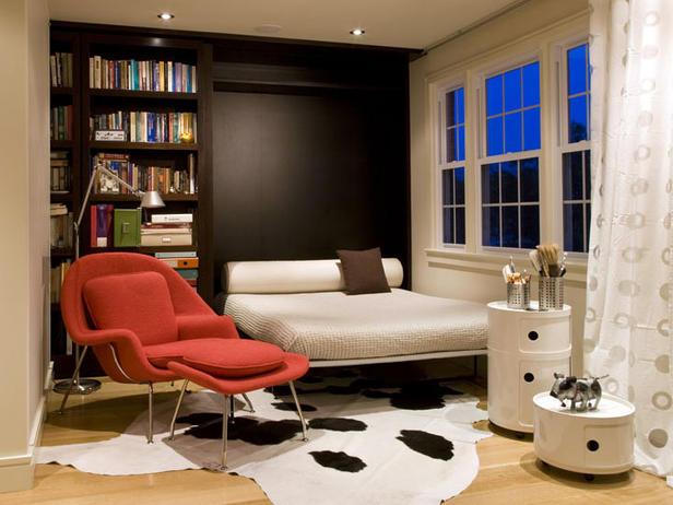 Phòng ngủ - nội thất phòng ngủ với công thức phối màu 60 - 3 - 10.
