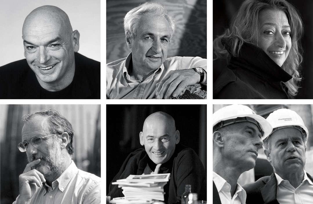 Bạn có thể là người tiếp theo sau Jean Nouvel, Frank Gehry, Zaha Hadid, Renzo Piano, Rem Koolhaas hay Herzog và Meuron? (Ảnh: Gaston Bergeret)