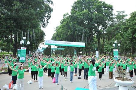 KGCC ở các đô thị của Việt Nam