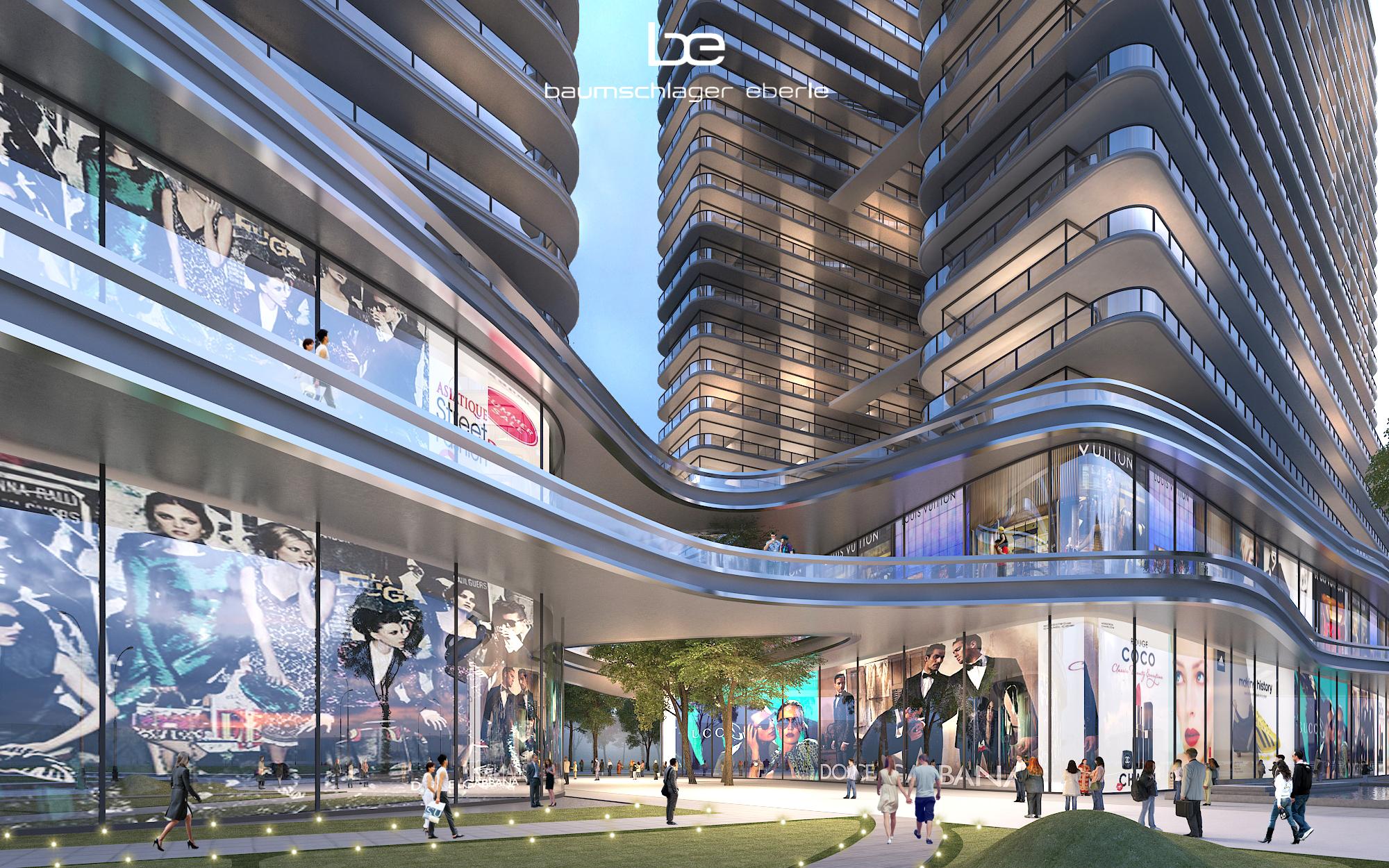 Khách sạn Pullman hotel & Condotel của tập đoàn FLC, quy mô 30 tầng