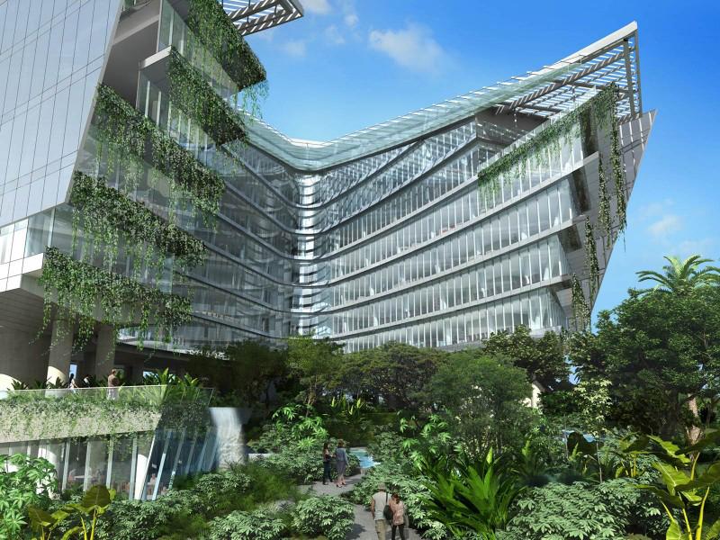 Tăng trưởng Xanh nhìn từ góc độ Quy hoạch đô thị xanh (đô thị sinh thái)