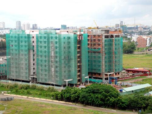 Sở Xây dựng Hà Nội có thẩm quyền cấp giấy phép xây dựng các công trình cấp I, cấp II.