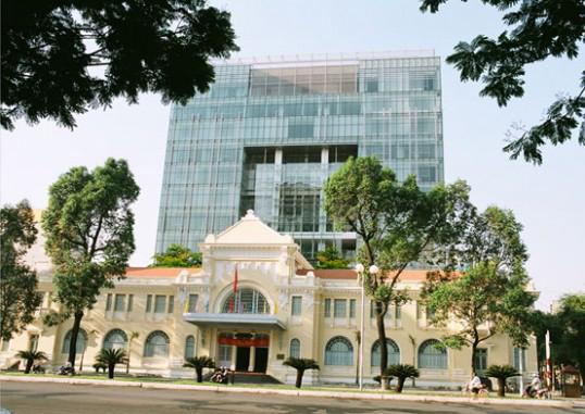Công trình Kho bạc nhà nước - Giải nhì Giải thưởng Kiến trúc quốc gia năm 2008