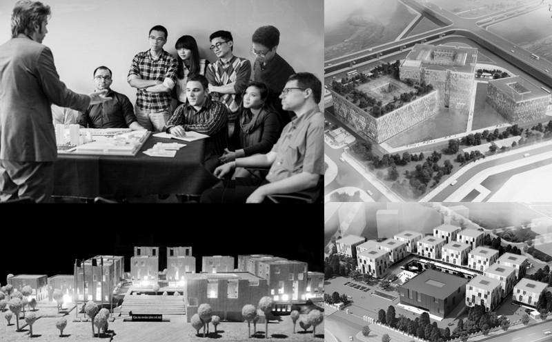 Quá trình thực hiện một cuộc thi tuyển kiến trúc tại Việt Nam của Công ty TNHH Inros Lackner Việt Nam