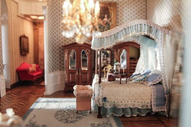 Cận cảnh một phòng ngủ