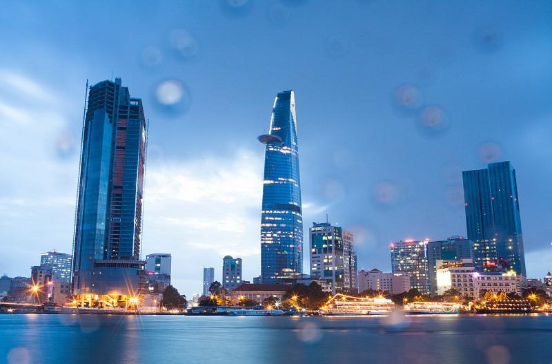 Không gian, cảnh quan dọc sông Sài Gòn