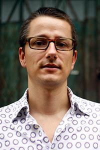 Kiến trúc sư Joep Janssen Ảnh: Jay Zhang