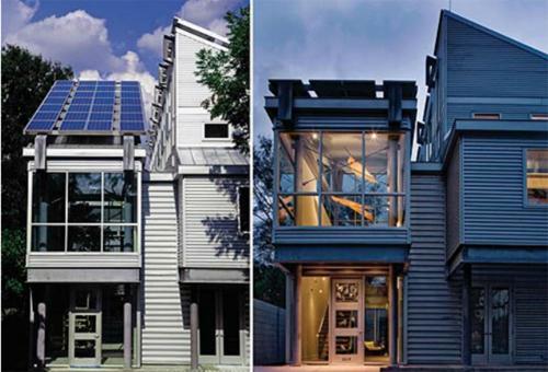 Những căn hộ nhỏ nhưng đầy đủ tiện nghi với thiết kế hiện đại. (Ảnh minh họa)