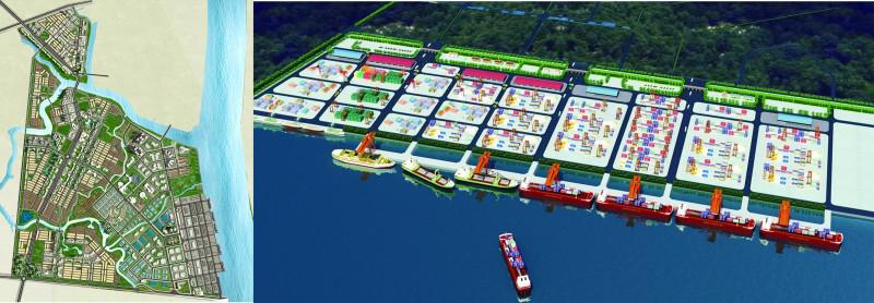 Quy hoạch Cảng Long An