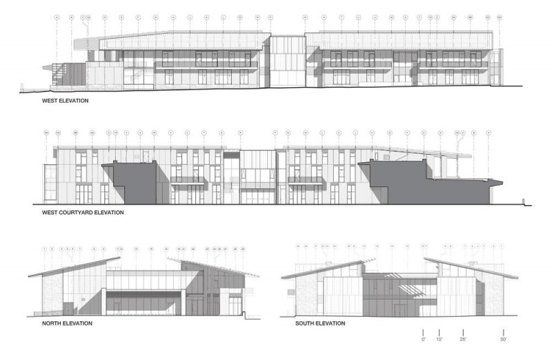Elevations - Photo Credit EHDD