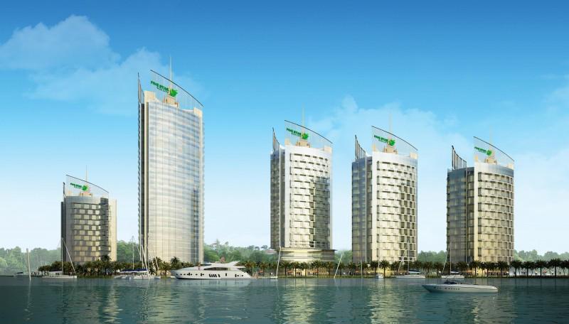Dự án Hồ Bảy Mẫu - Khu đô thị Vàm Cỏ Đông, Bến Lức