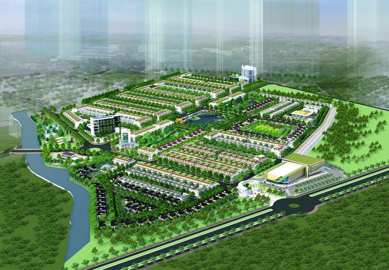 Xác định tiềm năng để tạo nên đặc trưng có tính cạnh tranh, làm cơ sở Quy hoạch đô thị tỉnh Long An