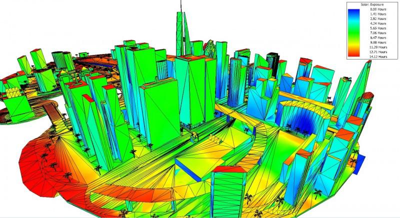 Ứng dụng các công cụ và phần mềm mô phỏng trong đổi mới đào tạo kiến trúc theo hướng bền vững