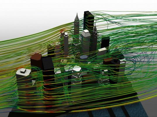 Một số kết quả mô phỏng bằng Autodesk Simulation CFD
