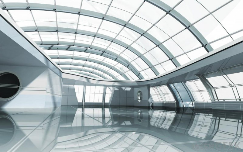 commercial-building-with-a-glass-ceiling
