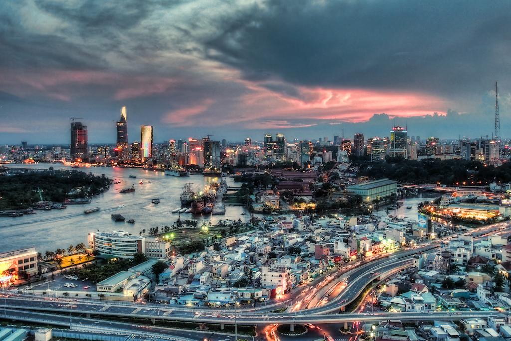 Nhìn lại Quy hoạch và Kiến trúc đô thị Thành phố Hồ Chí Minh giai đoạn 2010 – 2015