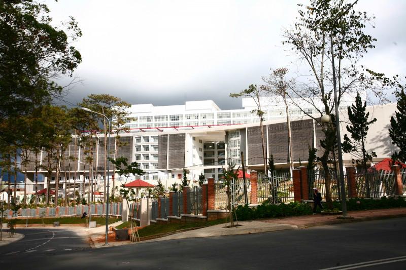 Trung tâm hành chính Lâm Đồng